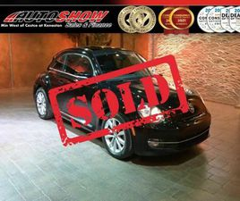 2013 VOLKSWAGEN BEETLE COUPE 2.5L - M/T S.ROOF BACK UP CAM & HTD SEATS!!   CARS & TRUCKS  