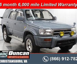 FOR SALE: 1996 TOYOTA HILUX IN CHRISTIANSBURG, VIRGINIA