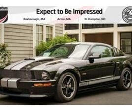 2007 SHELBY GT COUPE