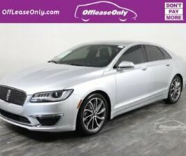 2019 LINCOLN MKZ/ZEPHYR RESERVE ECOBOOST FWD