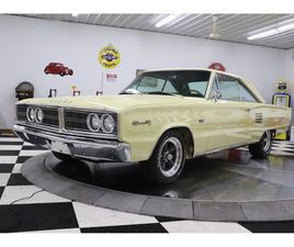 FOR SALE: 1966 DODGE CORONET IN CLARENCE, IOWA