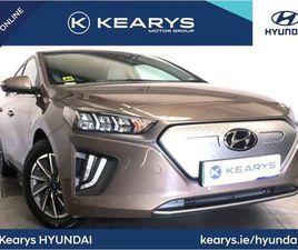 HYUNDAI IONIQ PREMIUM EV 5DR AUTO FOR SALE IN CORK FOR €29,997 ON DONEDEAL