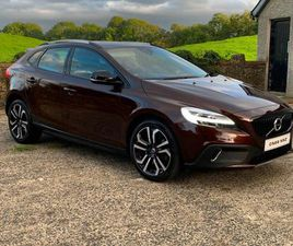 182 VOLVO V40 CROSS COUNTRY PRO AUTO FOR SALE IN MONAGHAN FOR €12,950 ON DONEDEAL
