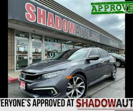 2019 HONDA CIVIC TOURING| ONE OWNER| NO ACCIDENTS| REMOTE START| | CARS & TRUCKS | ST. CAT