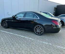 MERCEDES-BENZ S 400 D 4MATIC 9G-TRONIC PANORAMA, DISTRONIC