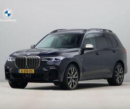 BMW X7 M50D HIGH EXECUTIVE AHK