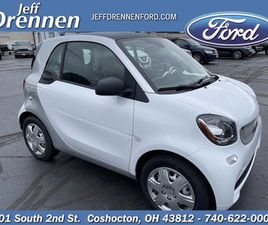 USED 2016 SMART FORTWO COUPE