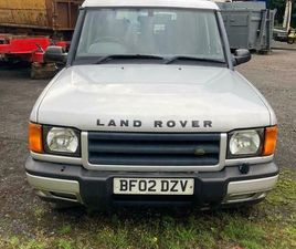 LAND ROVER DISCOVERY TD5