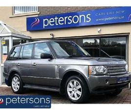 LAND ROVER RANGE ROVER ROAD TAX 333- FULL LEATHE FOR SALE IN DUBLIN FOR €12,950 ON DONEDEA