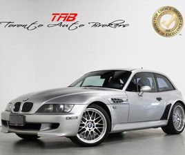USED 2000 BMW Z3 COUPE I 6-SPEED I CLEAN CARFAX I COMING SOON