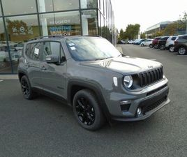 JEEP RENEGADE NIGHTEAGLE FOR SALE IN DUBLIN FOR €28,845 ON DONEDEAL
