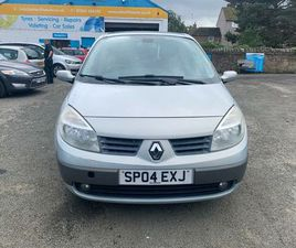 2004 RENAULT GRAND SCENIC 1.9TD DYNAMIQUE - £1,295