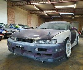 NISSAN S14 200SX SR20 FULLY LOADED***SOLD***