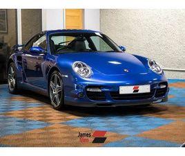 2006 PORSCHE 911 3.6 TURBO - £69,985