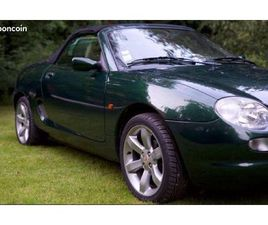 MG F MGF MG F MGF MG CABRIOLET ROADSTER PACK 2001