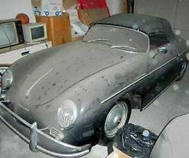 PORSCHE 1945-1997 356,911 TOUTE CONDITIONS RECHERCHÉ | CLASSIC CARS | CITY OF MONTRÉAL | K