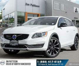 2018 VOLVO V60 CROSS COUNTRY T5 PREMIER - LOCAL - ONE OWNER | CARS & TRUCKS | NORTH SHORE