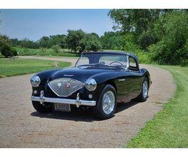 1956 AUSTIN-HEALEY 100 2DR ROADSTER