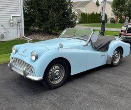 1959 TRIUMPH TR3A ROADSTER