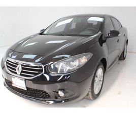 RENAULT FLUENCE 2013 4 CILINDROS
