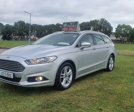 2015 FORD MONDEO 1.6TDCI 115PS ZETEC FOR SALE IN DUBLIN FOR €10,350 ON DONEDEAL