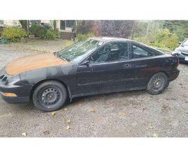 1996 ACURA INTEGRA GS-MANUAL 2DR. FULLY LOADED. BLACK ON BLACK. | CARS & TRUCKS | OSHAWA /