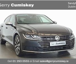 VOLKSWAGEN ARTEON ELEGANCE AUTOMATIC DSG FULL LE FOR SALE IN DUBLIN FOR €UNDEFINED ON DONE