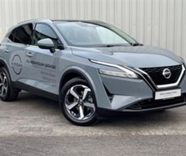USED 2021 NISSAN QASHQAI DIG-T 160 PREMIERE EDITION DCT HATCHBACK 1,500 MILES IN CERAMIC G