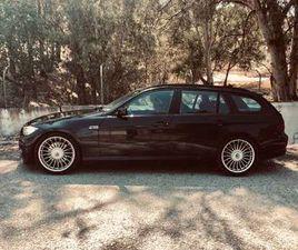 ALPINA D3 BMW BITURBO SWITCH-TRONIC TOURING LIMITED ED. N489
