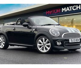 2013 MINI ROADSTER 1.6 COOPER - £6,650