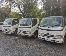 2012 / 2013 TOYOTA DYNA FOR SALE IN TIPPERARY FOR €UNDEFINED ON DONEDEAL