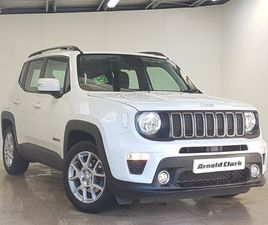 USED 2018 (68) JEEP RENEGADE 1.0 T3 GSE LONGITUDE 5DR IN LINWOOD