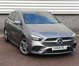 USED 2019 (69) MERCEDES-BENZ B-CLASS B220 4MATIC AMG LINE PREMIUM 5DR AUTO IN ABERDEEN
