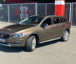 VOLVO V60 CROSS COUNTRY D4 GEARTRONIC PLUS