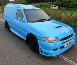FORD FOR SALE IN DOWN FOR €2,550 ON DONEDEAL