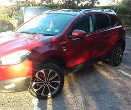 NISSAN QASHQAI +2 N-TEC 7 SEATER FOR SALE IN CORK FOR €6,250 ON DONEDEAL