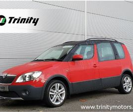 SKODA ROOMSTER AMBITION 1.2 HTP 70 HP TRINITY SKO FOR SALE IN WICKLOW FOR €10,950 ON DONED