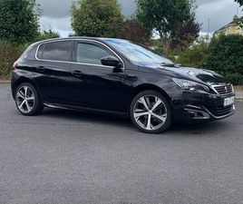 PEUGEOT 308 (130) GT LINE FOR SALE IN LAOIS FOR €12,500 ON DONEDEAL