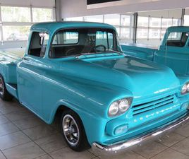 FOR SALE: 1959 CHEVROLET 3100 IN ST. CHARLES, ILLINOIS