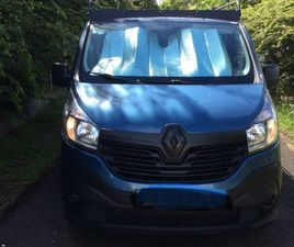 VENDS TRAFIC RENAULT 120 DCI 2017