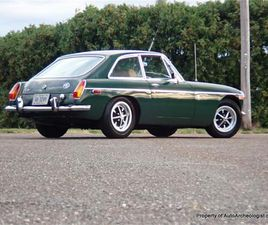 FOR SALE: 1971 MG MGB GT IN EAST WINDSOR, CONNECTICUT
