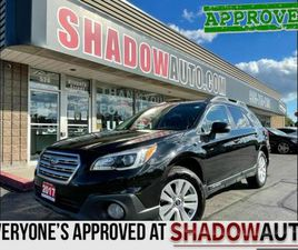 2017 SUBARU OUTBACK 2.5I TOURING  NO ACCIDENTS  PWR TAILGATE  SUNROOF   CARS & TRUCKS   ST