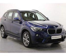 BMW X1 SERIES X1 XDRIVE20I SPORT 2.0 5DR