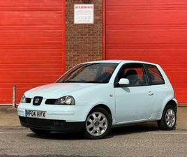 SEAT AROSA 1.0 ONLY 67K MILES! FSH! CHEAP INSURANCE! DRIVE AWAY TODAY! VW LUPO