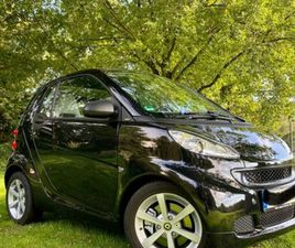 SMART SMART FORTWO COUPE SOFTOUCH PASSION MICRO HY...