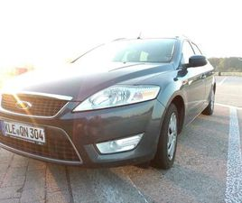 EXPORT TOP FORD MONDEO 1.6