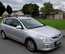 HYUNDAI I30 ESTATE NCT/TAX 2010 FOR SALE IN LAOIS FOR €2,000 ON DONEDEAL