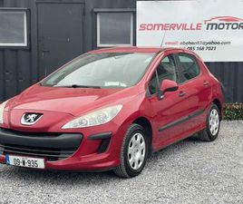 PEUGEOT 308, 2009 1.4 PETROL FOR SALE IN MEATH FOR €2,999 ON DONEDEAL
