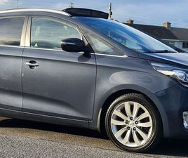 KIA CARENS FULLY LOADED FOR SALE IN KILKENNY FOR €18,000 ON DONEDEAL
