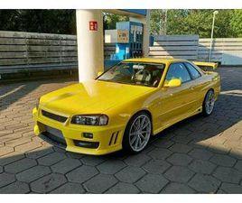 NISSAN SKYLINE R34 GT-T// GT30 SINGLE TURBO // ALLES EINGETRAGEN!